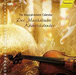 Musical Advent Calendar No 6 from Hanssler Classics