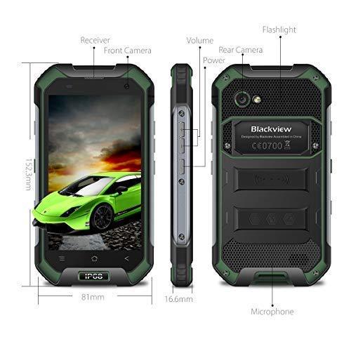 Blackview BV6000 Rugged Smartphone IP68