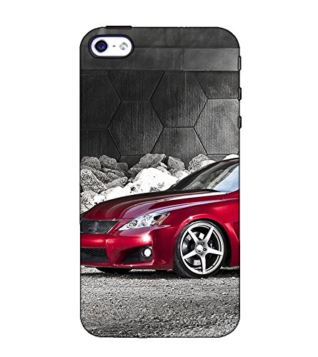 Fuson Designer Back Case Cover for Apple iPhone SE (A car under bridge theme)  available at amazon for Rs.397