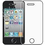 ebestStar ® Film protection écran en VERRE Trempé - Vitre protecteur anti case, anti-rayure pour Apple iPhone 4S / 4