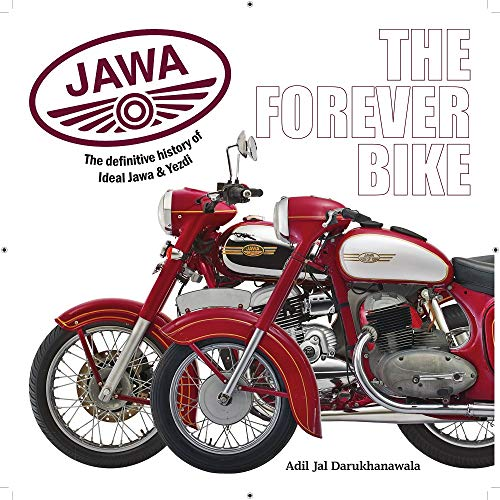 Jawa The Forever Bike