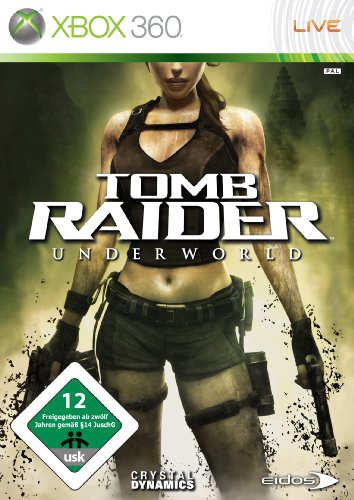 Eidos Interactive Tomb Raider: Underworld