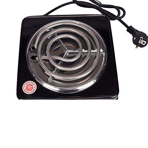 AMY Hot Turbo Elektrischer Kohleanzünder für Shisha Kohle - 5