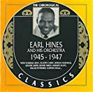 The Chronological Earl Hines 1945-1947