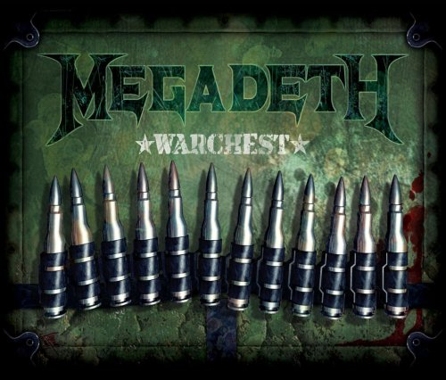 Megadeth: Warchest Box (Audio CD)