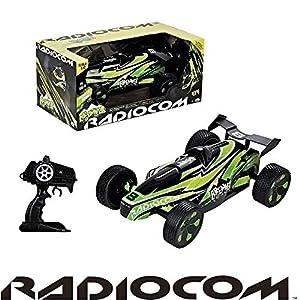 DSO ODS- Radiocom Brenner de Alta Velocidad, Color Verde y Negro, 40669