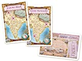 Ticket To Ride Expansion: India Map Collection
