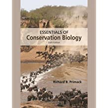 Essentials of Conservation Biology, Sixth Edition by Richard B. Primack (2014-05-09)