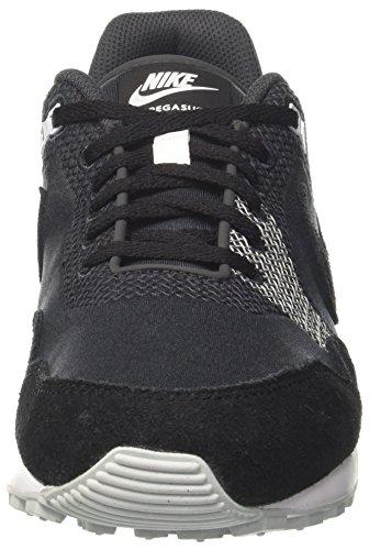 Nike Air Pegasus '89 Emb, Scarpe da Ginnastica Uomo Grigio (Blackblackanthracitewhite)