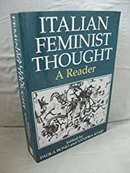Italian Feminist Thought: A Reader
