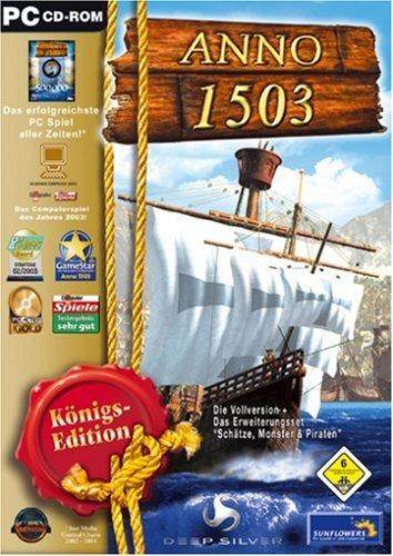 ANNO 1503 - Königsedition