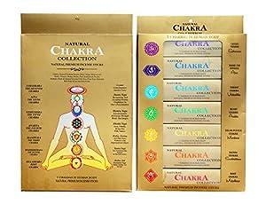GJ BOON Natural Chakra Collection