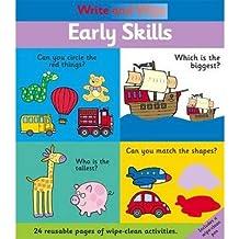 [(Write and Wipe: Early Skills )] [Author: Jenny Broom] [Feb-2014]