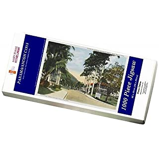 Media Storehouse 1000 Piece Puzzle Of Panama/ancon C1915 (608318)