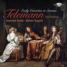 Telemann: Early Concertos & Sonatas