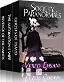 Society for Paranormals: Cases 1 - 3