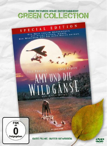 Amy und die Wildgänse (S.E., Green Collection exklusiv bei Amazon.de)