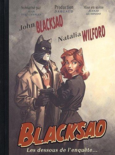 Blacksad : Les dessous de l'enquête... (2015-11-13)