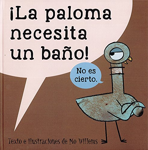 Paloma necesita un baño! (Álbums Locomotora)