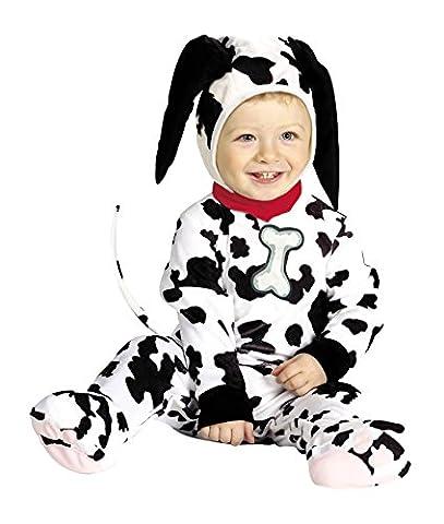 Widmann 2755D - Kostüm Baby Dalmatiner (Dalmatiner-kostüm Für Kleinkind)