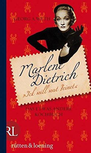 Marlene Dietrich -