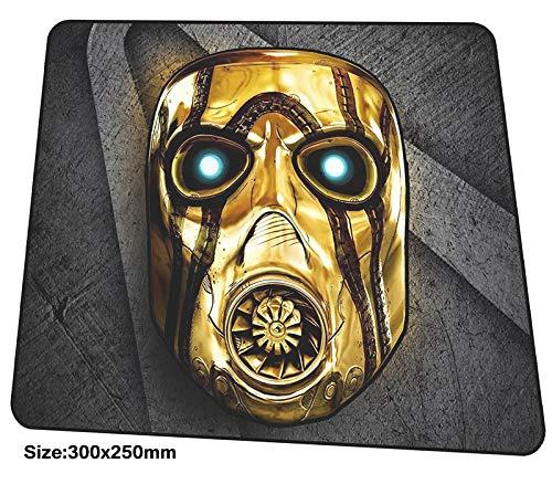 300x250x3mm gaming mauspad große gamer mat Halloween Geschenk computer schreibtisch padmouse Mode große spielmatten ()