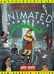 The Encyclopedia of Walt Disney's Animated Characters: From Mickey Mouse to Hercules