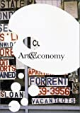 Front cover for the book Art & Economy by Felix Zdenek