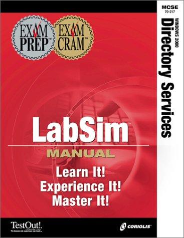 McSe Windows 2000 Directory Services Labsim