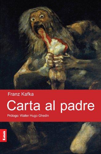 Carta al padre por Franz Kafka
