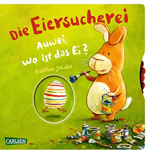 Schwarze Küken (Die Eiersucherei: Auwei, wo ist das Ei?)