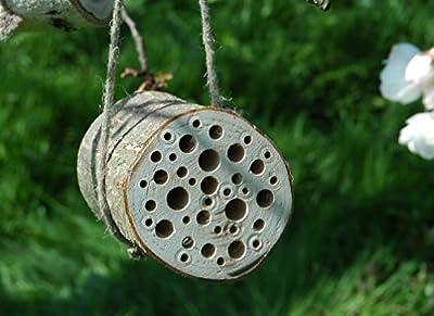 """Luxus-Insektenhotels 22616e Insektenhotel """"Wildbienen-Zylinder II"""", Insektenhaus für Bienen von dobar bei Du und dein Garten"""