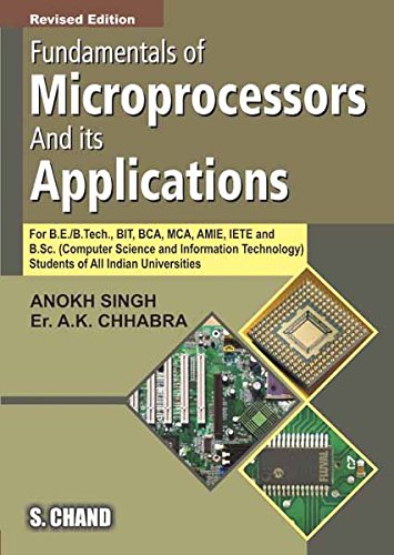 Microprocessor And Its Applications Ebook