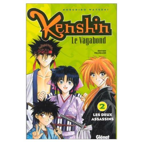 Kenshin le vagabond, Tome 2 : Les deux assassins