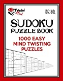Twisted Mind Sudoku Puzzle Book: 1,000 Easy Mind Twisting Puzzles: Volume 4 (Twisted Mind Puzzles)