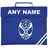Best Spider-Man Book Bags For Boys - Personalised SPIDERMAN School Book Bag - *Choice of Review