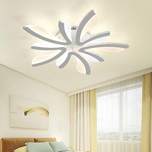Moderno led soffitto luci soggiorno camera da letto balcone corridoio lampada da parete lampadario in ferro , 5 head 45w