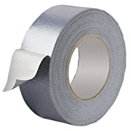 Silber High Quality Gaffa Tape