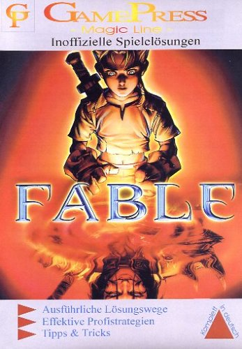 Fable Lösungsbuch - Video-spiel Fable