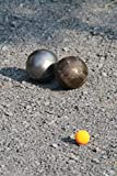 Bocce Boules Balls Sports and Recreation Journal