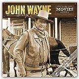 John Wayne in the Movies 2020 Calendar - Foil Stamped Cover