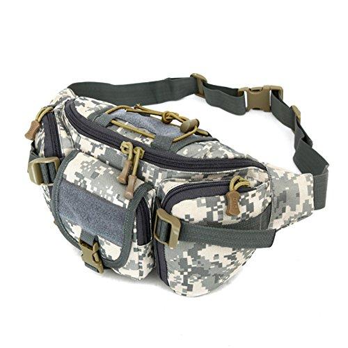 outdoor wandern Fanny Pack/Paar Outdoor-Multifunktions-Taschen/Ausführen von Paketen D