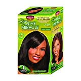 Best Relaxers - Africanpride Olive Miracle Relaxer Touchup Review