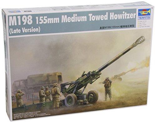 Trumpeter 2319 - M198 M198 Medium Towed Howitze Importado de Alemania
