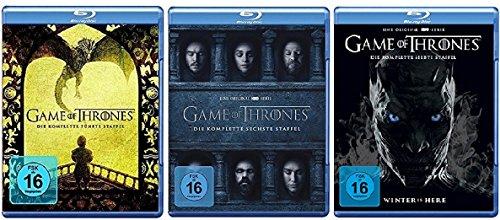 Preisvergleich Produktbild Game of Thrones Staffel 5-7 (5+6+7) [Blu-ray Set]