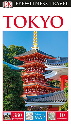 Tokyo. Eyewitness travel guide por Vv.Aa.
