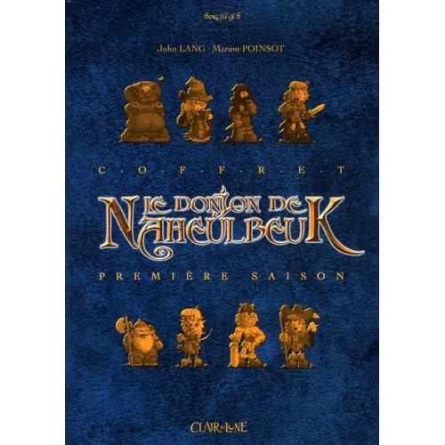 Le Donjon de Naheulbeuk, Première saison : Coffret en 2 volumes : Tomes 1 et 2