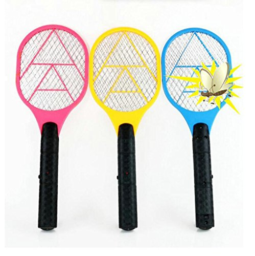 Air Purifier Parts Electric Anti Mosquito Fly Swatter Bug Zapper Killers Racket Home Pest Control