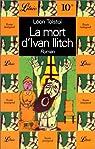 La mort d'Ivan Ilitch par Tolstoï