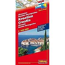 Slovenie Croatie Bosnie Herzeg
